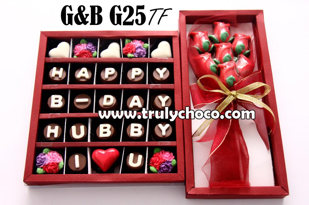 Kado ulang tahun untuk suami. 28 Mar. Paket chocogift isi 25 pcs dan choco bouquet ( tutup ...