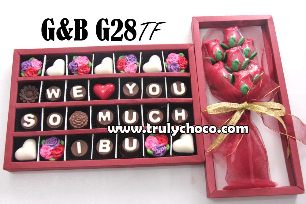 Kado Ulang Tahun Untuk Mama Trulychoco Handmade Chocolate
