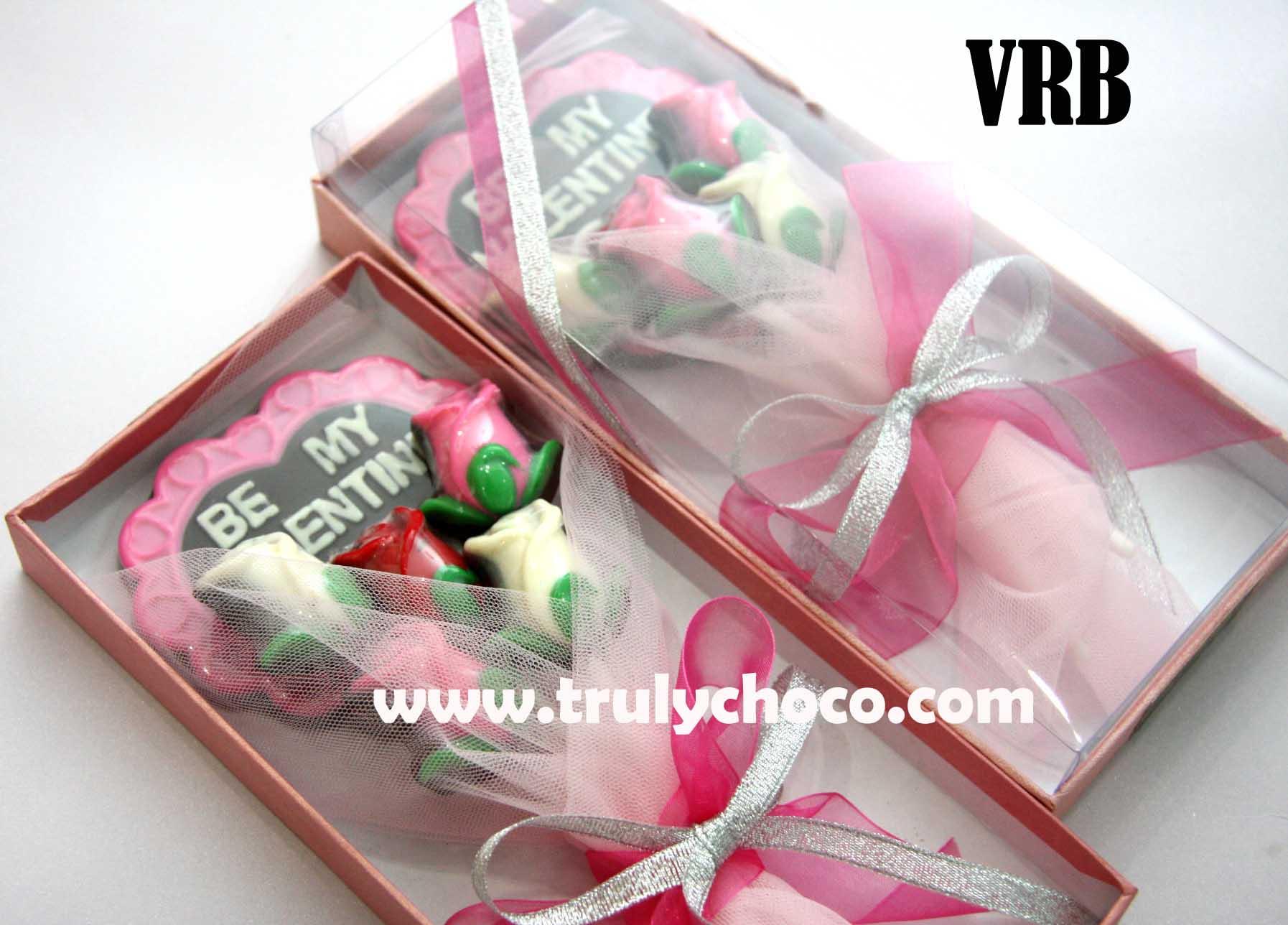 Reseller Coklat Valentine  TrulyChoco, handmade chocolate