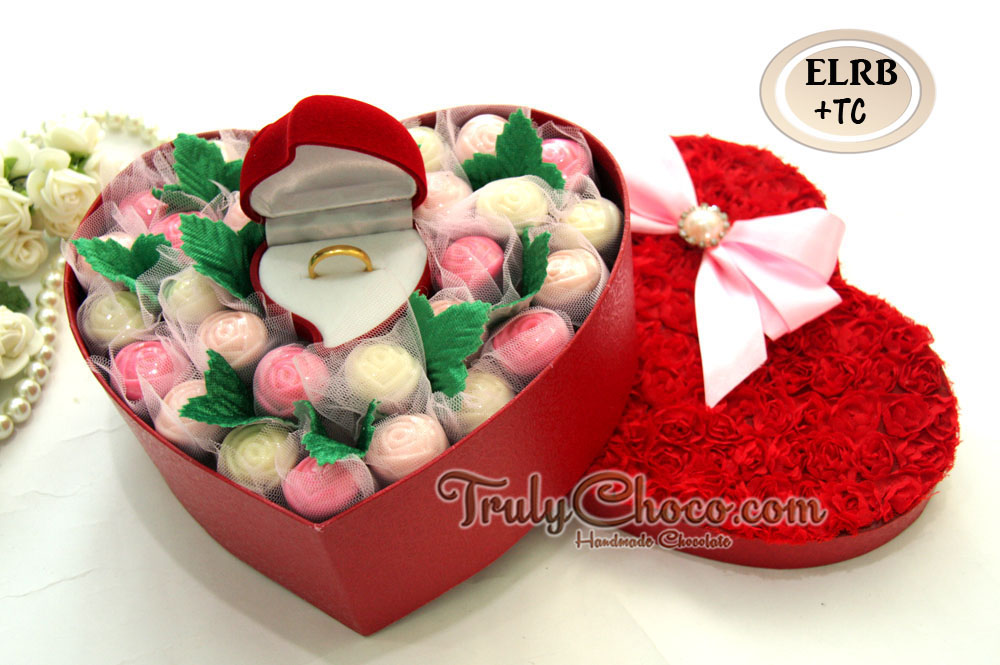 Buket Coklat Truly Choco Surabaya Trulychoco Handmade Chocolate